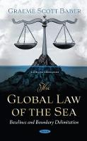 Cover for The Global Law of the Sea  by Graeme Baber