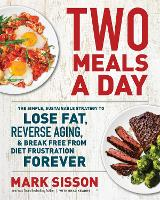 Cover for Two Meals a Day by Mark Sisson