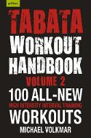 Cover for Tabata Workout Handbook, Volume 2  by Michael Volkmar
