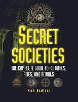 Cover for Secret Societies  by Nick Redfern