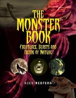 Cover for The Monster Book  by Nick Redfern