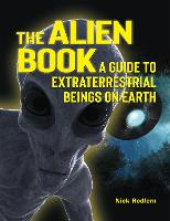 Cover for The Alien Book  by Nick Redfern