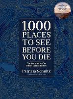 Cover for 1,000 Places to See Before You Die (Deluxe Edition)  by Patricia Schultz