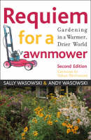 Cover for Requiem for a Lawnmower  by Sally Wasowski, Andy Wasowski
