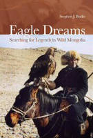 Cover for Eagle Dreams  by Stephen Bodio