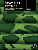 Cover for Gray Hat Python by Justin Seitz