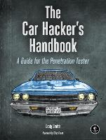 Cover for The Car Hacker's Handbook by Craig Smith