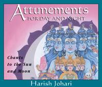 Cover for Attunements for Day and Night  by Harish Johari