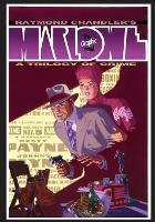 Cover for Raymond Chandler's Philip Marlowe  by Raymond Chandler