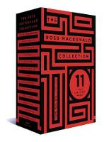 Cover for The Ross Macdonald Collection A Library of America Boxed Set by Ross Macdonald