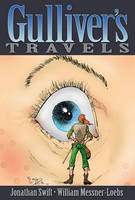 Cover for Gulliver's Travels by Jonathan Swift, Jonathan Swift