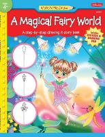 Cover for A Magical Fairy World  by Stephanie Fitzgerald