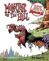 Cover for Monster on the Hill by Rob Harrell