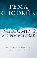 Cover for Welcoming the Unwelcome  by Pema Chodron