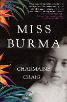 Cover for Miss Burma by Charmaine Craig