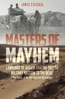 Cover for Masters of Mayhem  by James Stejskal