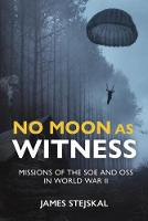 Cover for No Moon as Witness  by James Stejskal