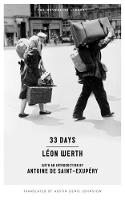 Cover for 33 Days  by Leon Werth