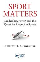 Cover for Sport Matters  by Kenneth L. Shropshire