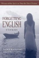 Cover for Forgetting English  by Midge Raymond