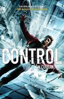 Cover for Control by Kim Curran