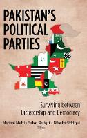 Cover for Pakistan's Political Parties  by Niloufer Siddiqui