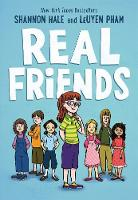 Cover for Real Friends by Shannon Hale