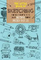 Cover for The Little Book of Sketching  by Matt Andrews