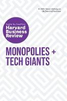 Cover for Monopolies and Tech Giants  by Harvard Business Review