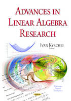 Cover for Advances in Linear Algebra Research by Ivan Kyrchei