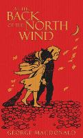 Cover for At the Back of the North Wind by George MacDonald
