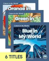 Cover for Colors in My World (Set of 6) by Brienna Rossiter