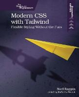 Cover for Modern CSS with Tailwind by Noel Rappin