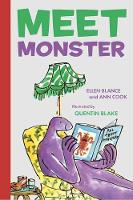 Cover for Meet Monster The First Big Monster Book by Ellen Blance, Ann Cook