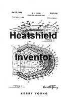 Cover for Heatshield Inventor by Kerry Young