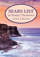 Cover for Sears List of Subject Headings by HW Wilson