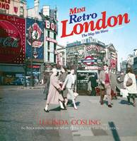Cover for Mini Retro London by Lucinda Gosling