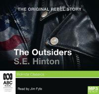 Cover for The Outsiders by S.E. Hinton