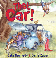 Cover for That Car! by Cate Kennedy