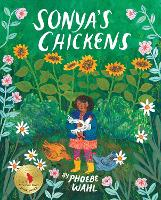 Cover for Sonya's Chickens by Phoebe Wahl