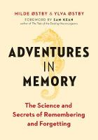 Cover for Adventures in Memory  by Hilde Ostby, Ylva Ostby, Sam Kean