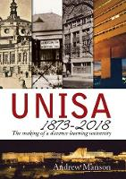 Cover for Unisa 1873-2018  by Andrew Manson