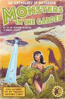 Cover for Monsters in the Garden  by Elizabeth Knox