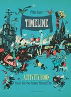 Cover for Timeline Activity Book by Peter Goes