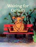 Cover for Waiting for Goliath by Antje Damm