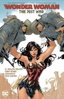 Cover for Wonder Woman Volume 1: The Just War by G. Willow Wilson, Cary Nord
