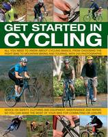 Cover for Get Started in Cycling by Edward Pickering