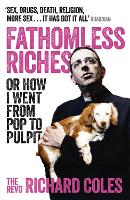 Cover for Fathomless Riches  by Reverend Richard Coles