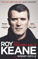 Cover for The Second Half by Roy Keane, Roddy Doyle