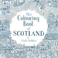 Cover for The Colouring Book of Scotland by Eilidh Muldoon